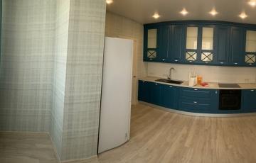 Квартира в новострое ЖК Левада с авторским ремонтом