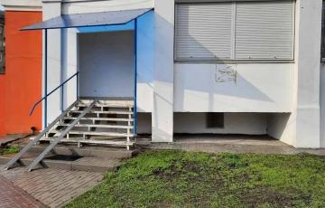 Продам нежилые помещения Холодная гора проходное место